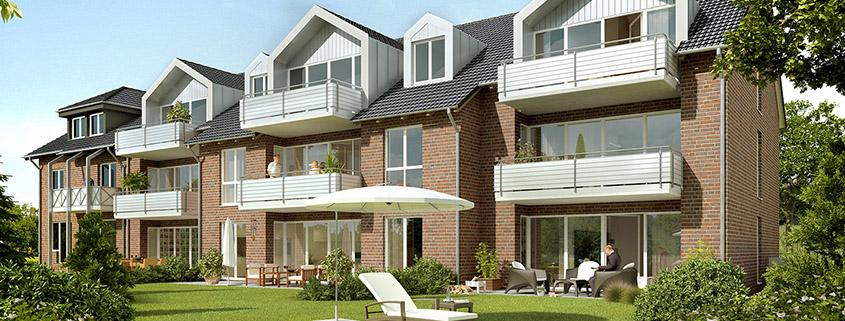 Wohnungsbau © Hesse Architektur Dinslaken